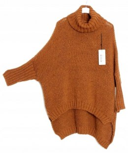 ITALY sweter OVERSIZE rudy 50/52/54/56
